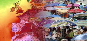 Máximas de hasta 44ºC: todo lo que debes saber de la primera ola de calor importante del año