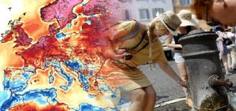 EL CLIMA ESTA CAMBIANDO – Verano infernal en el norte de Europa: noches tropicales y una ola de calor que ya dura un mes