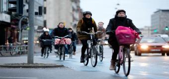 Sabias que usando la bicicleta también emitimos CO2