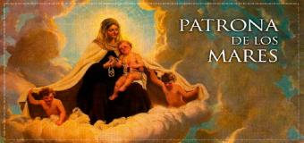 Virgen del Carmen Patrona de los Mares