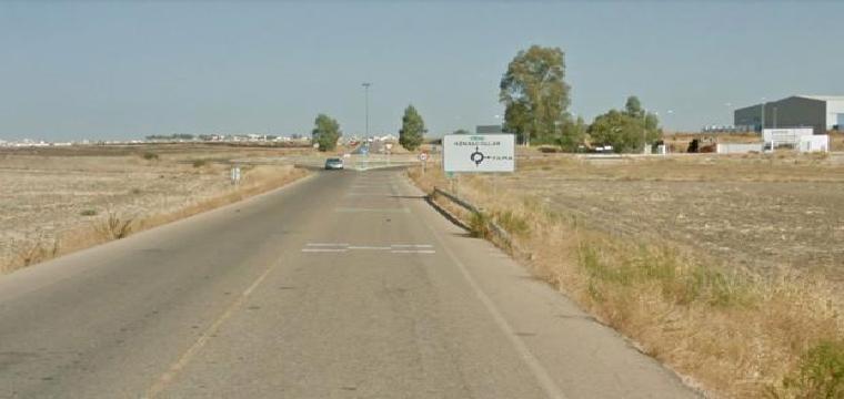 El accidente de tráfico ha tenido lugar en el kilómetro 20 de la A-477 - Google Maps
