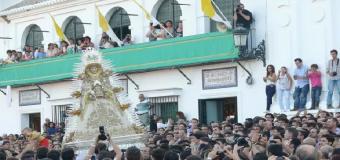 Almonte pondrá en marcha un dispositivo especial para garantizar la seguridad de la procesión extraordinaria de la Virgen del Rocío