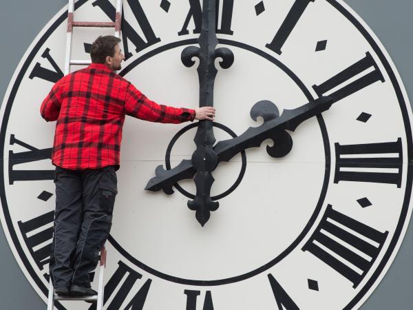 El último cmabio de hora podría ser en marzo de 2019 (Getty Images).