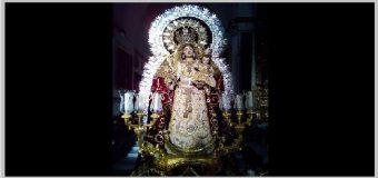 La Parroquia de Huévar celebra el mes de septiembre en Honor y Gloria de María Santísima de la Sangre