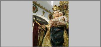 """HUÉVAR – Hallan una """"gubia"""" dentro de la imagen de la Virgen del Carmen"""