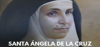 HUÉVAR – El Domingo 11 de noviembre Santa Ángela procesionaria por las calles de Huévar