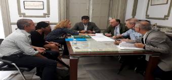 La Alcaldesa de Benacazón y Huévar continúan con el proyecto del área de oportunidad industrial