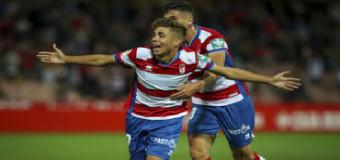 Álex Pozo en el top-5 de golazos de la jornada 9 de la Liga 123