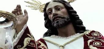 HUEVAR – Procesión extraordinaria del Stmo. Cristo del Amor