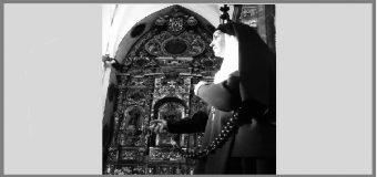HUEVAR – Velas votivas a Santa Ángela