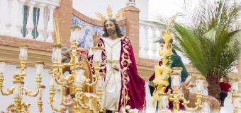 HUEVAR – 25 años de la Bendición del Stmo. Cristo del Amor con una Procesión Extraordinaria