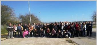 APIMT Sevilla y las urbanizaciones Guadial y San Jose de Huevar del Aljarafe se unen para exigir la mejora del transporte urbano en el municipio
