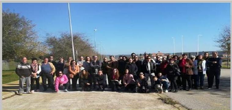 Mas de 70 personas asistieron al encuentro para escuchar y aportar alternativas para mejorar la situación de las Ubanizaciones de Guadial y San José