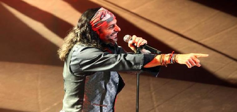 El cantante El Arrebato, entre las personalidades que recibirán este viernes la bandera 28-F de Andalucía - Raúl Doblado