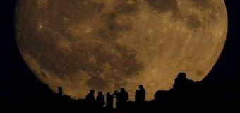 Superluna de marzo: la rara «luna de gusano» que no se repetirá hasta 2030