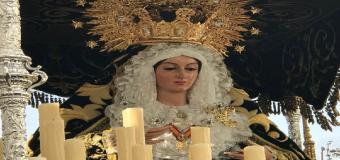 La Hdad de la Soledad efectuó su Sábado Santo y su Gloriosa Resurrección