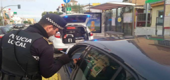 La DGT reconoce la labor de la Policía Local de Castilleja en Seguridad Vial