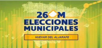 HUEVAR- Elecciones Municipales 2019