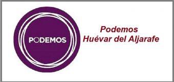 Comunicado del Circulo de Podemos de Huévar