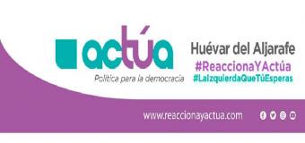 HUEVAR – El Partido Actúa Huévar también felicita al Partido Popular