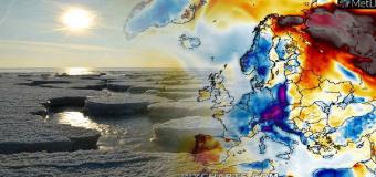 CAMBIO CLIMÁTICO – Increíble pero cierto: se han alcanzado 31ºC en el Ártico