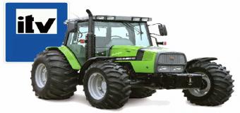 La ITV agrícola regresa a Huévar el día 22 de mayo