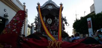 EL ROCÍO – Itinerarios y horarios previstos para el Camino 2019