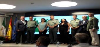 Asaja-Sevilla concede a la Guardia Civil su Distinción de Honor y trata en junta directiva el momento de «grave sequía»