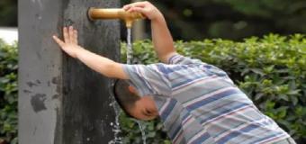 Prepárense – Lo peor de la ola de calor llega a partir del jueves, con temperaturas por encima de los 40ºC