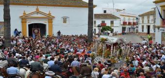 ROCÍO 2019 – Horario de paso de hermandades por Villamanrique