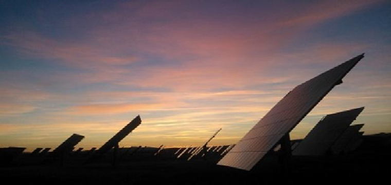 Una planta fotovoltaica de Solarpack - ABC