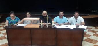 Francisco Rosado reelegido Presidente de la Hdad del Rocío de Huevar
