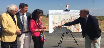 Fomento invertirá 2,2 millones de euros para mejorar la seguridad en la carretera de Pilas a la A-49