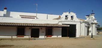 El Ayunt. de Huévar acompaña en su toma de posesión a la nueva junta de gobierno de la hermandad del Rocío de Huévar