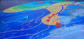 Meteorología avisa del riesgo de lluvias en Sevilla para la tarde de este lunes