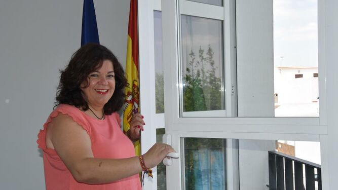 María Eugenia Moreno Oropesa - Alcaldesa de Huévar del Aljarafe