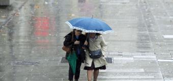 Fin de semana marcado por la lluvia en Sevilla