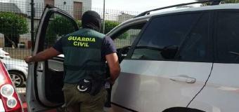 Huévar, dentro de una operación contra el narcotrafico en Andalucía