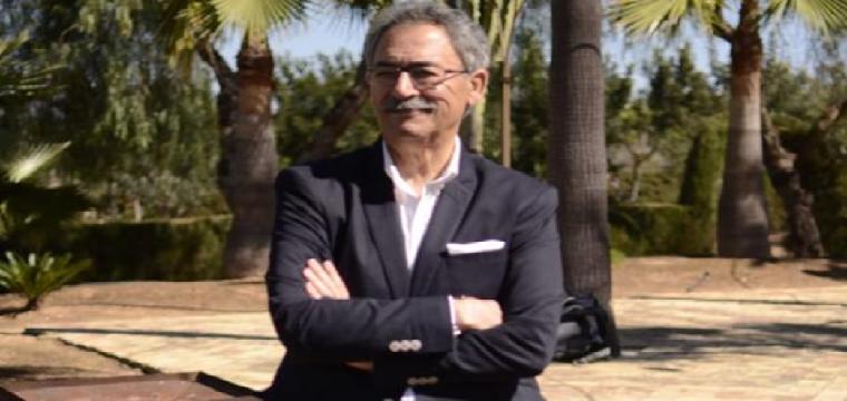 Eustaquio Castaño, actual alcalde de Sanlúcar la Mayor - ABC