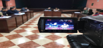 HUÉVAR – Sesión de Pleno del día 29 de noviembre 2019