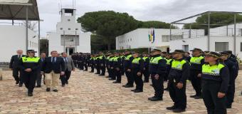 La Junta anuncia la transformación de la ESPA en un instituto de Emergencias y Seguridad Pública de Andalucia desde donde se potenciará la formación