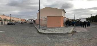 HUÉVAR – 27 familias al borde del desahucio