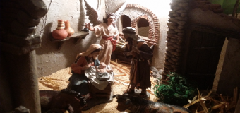 La Matriz de Ntra. Sra. del Rocío de Almonte, alenta a sus hermandades a poner el Nacimiento