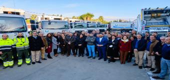 La Mancomunidad del Guadalquivir renueva su flota de vehículos