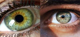El misterio de los ojos verdes