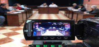 El Ayuntamiento de Huévar del Aljarafe celebro Sesión de Pleno el pasado jueves