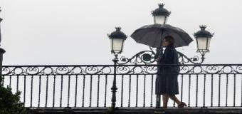 La lluvia volverá el viernes a Sevilla