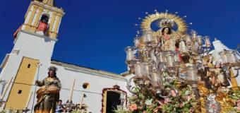 CARRIÓN DE LOS CÉSPEDES – Recaudan dinero para reponer los enseres robados a la Hermandad del Rosario