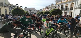 Huévar del Aljarafe celebra el día de Andalucía