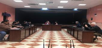 AYUNTAMIENTO DE HUEVAR – Pleno informativo sobre las obras del Colegio